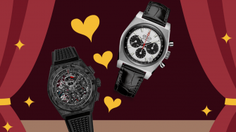 Valentine's Day re-imagined, through watches Trends and style