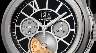 The Verdict Chronograph Grande Date Trends and style