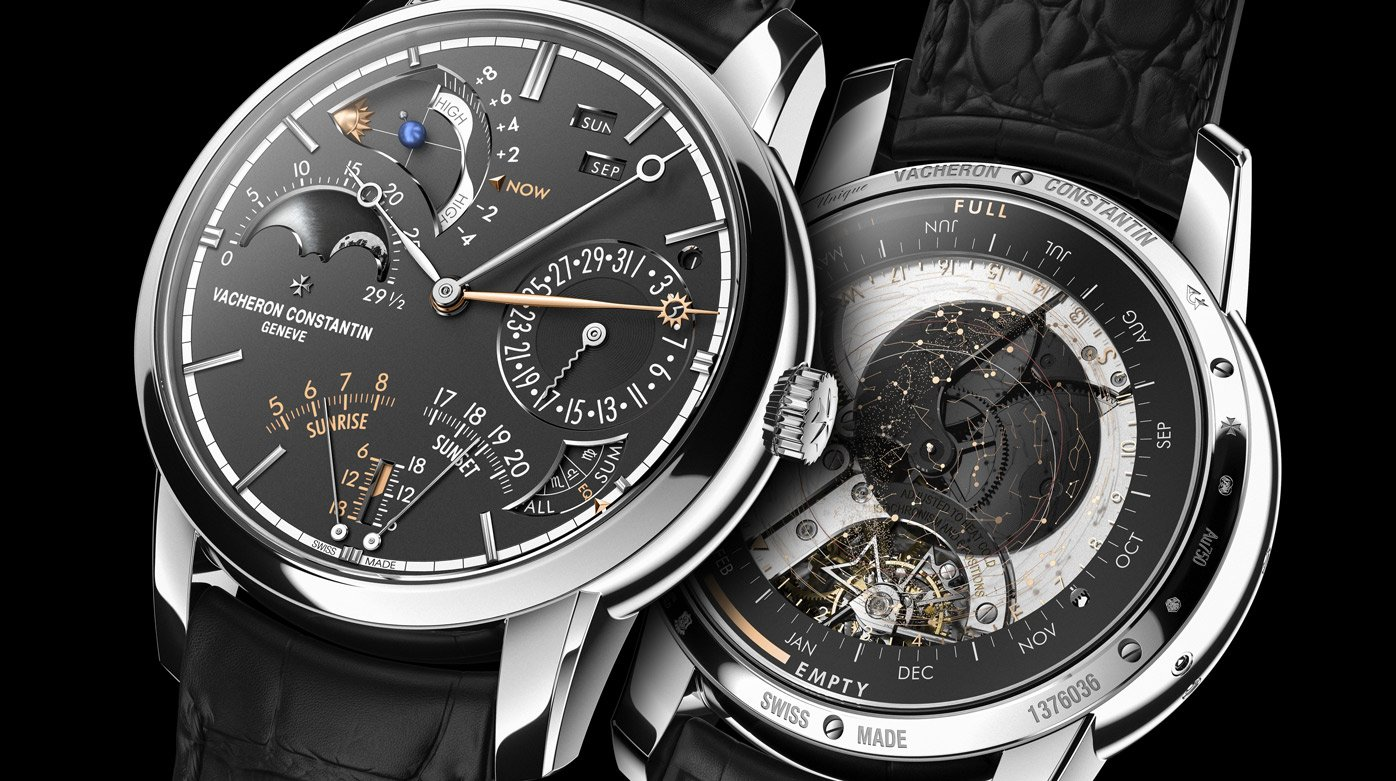 Vacheron Constantin  - Celestia Astronomical Grand Complication 3600