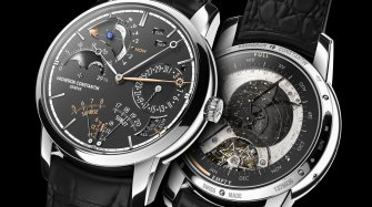 Celestia Astronomical Grand Complication 3600 Innovation et technique