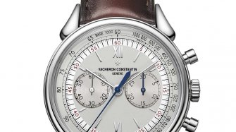 The Chronograph: a Vacheron Constantin Institution Trends and style