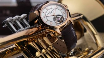Fiftysix Tourbillon  Trends and style
