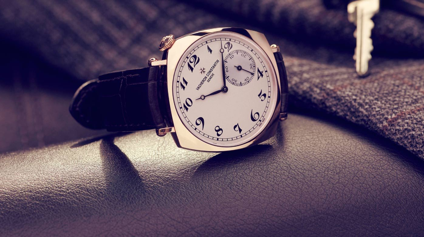 Vacheron Contantin - Historiques collection available on Hodinkee online shop