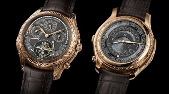 Les Cabinotiers Grande Complication Trends and style