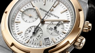 Overseas Chronograph Trends and style