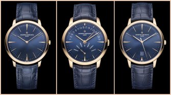 A majestic blue for the Patrimony Trends and style