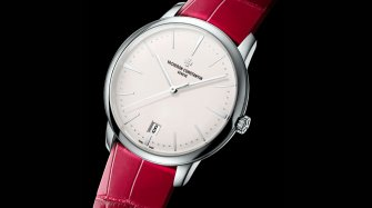 The Patrimony self-winding  Trends and style