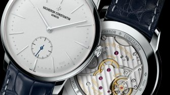 Patrimony Excellence Platine Collection