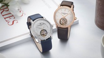 Traditionnelle tourbillon Trends and style