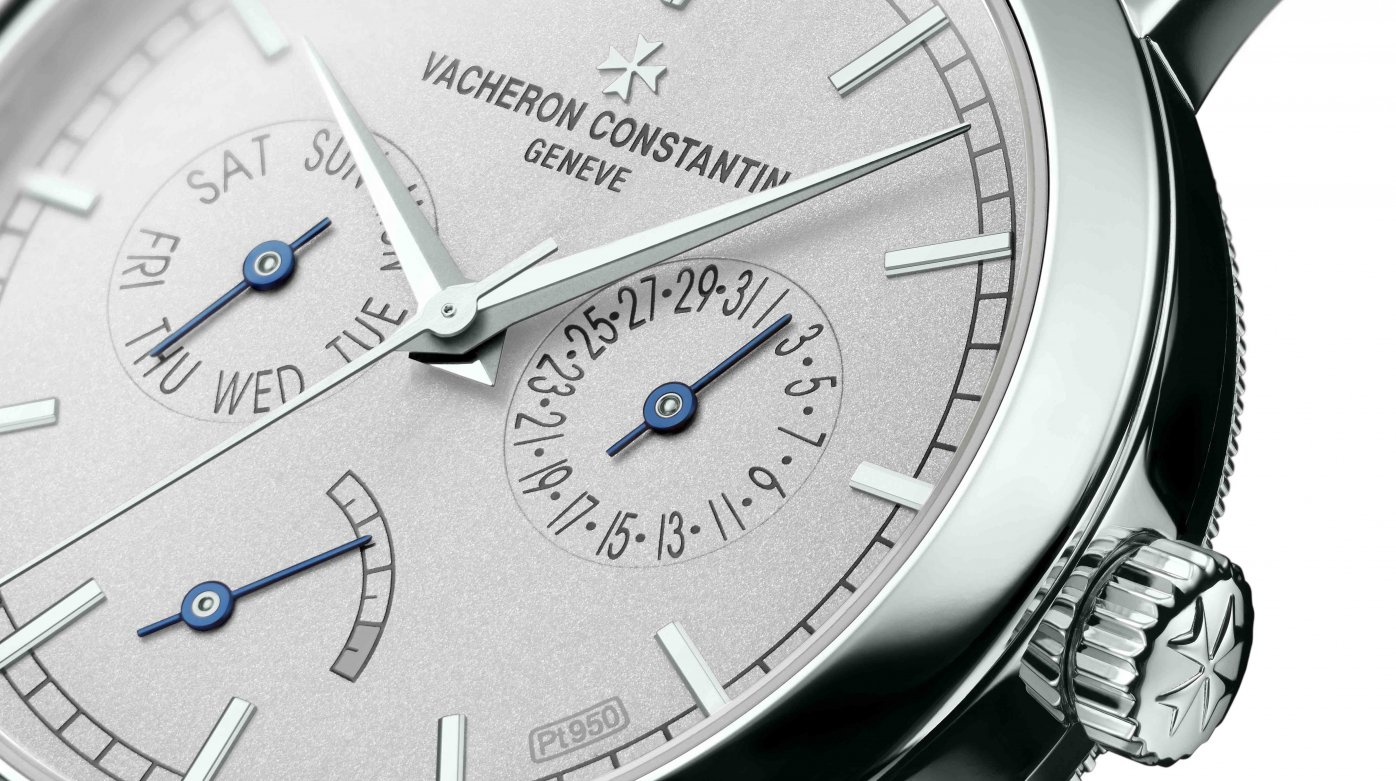 Vacheron Constantin - Traditionnelle Day-Date and Power Reserve