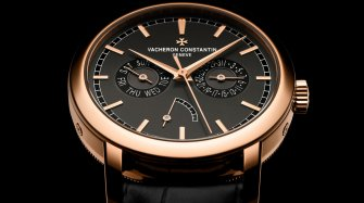 Traditionnelle calibre 2755 & Traditionnelle tourbillon 14 jours Style & Tendance