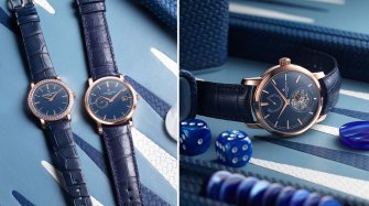 Three new Blue Editions by Vacheron Constantin