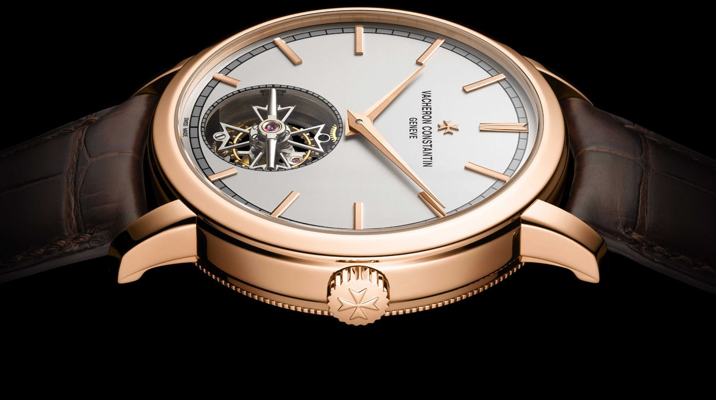 Vacheron Constantin - Traditionnelle Tourbillon