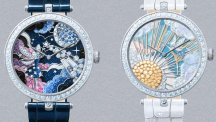 Lady Arpels : a sky illuminated by the sun or the stars