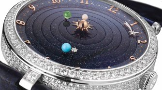 Lady Arpels Planetarium watch