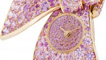 Montre Ruban Secret