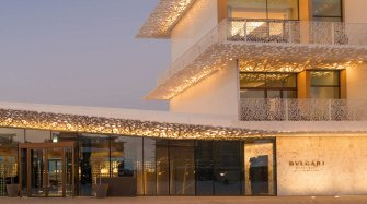 Fancy staying at the Bvlgari Resort Dubai? Arts and culture