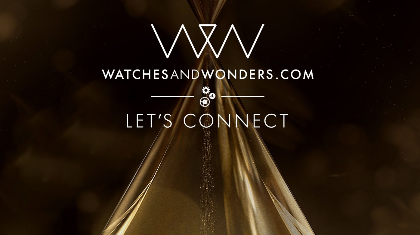 Watches&Wonders - Lancement de la plateforme digitale le 25 avril