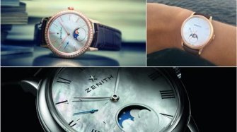 Elite Lady Moonphase Style & Tendance