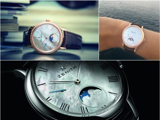 Zenith  - Elite Lady Moonphase