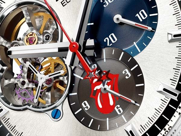 Zenith - An El Primero Chronomaster in tribute to the Rolling Stones