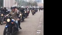 Video. The Distinguished Gentleman's Ride at Baselworld
