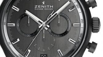 Video. Zenith & Land Rover