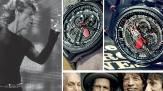 El Primero Skeleton Tribute to the Rolling Stones Style & Tendance
