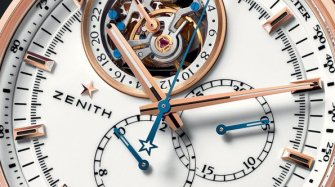 El Primero Tourbillon Innovation et technique