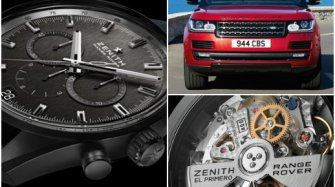 The new horological SUV Trends and style