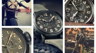 Heritage Pilot Café Racer Trends and style