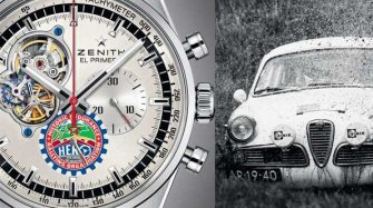 El Primero Chronomaster Open 1969 HERO Cup Trends and style