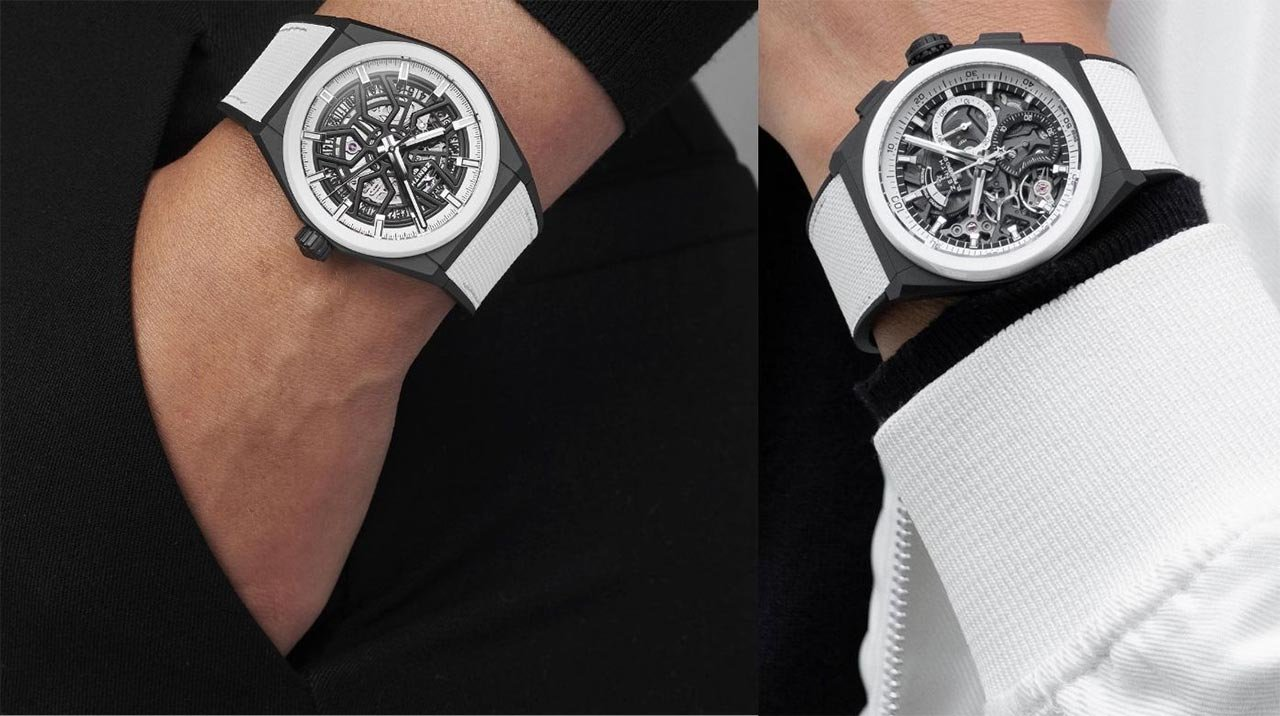 Zenith - DEFY 21 and DEFY Classic Black & White