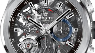 Defy El Primero 21 Innovation and technology