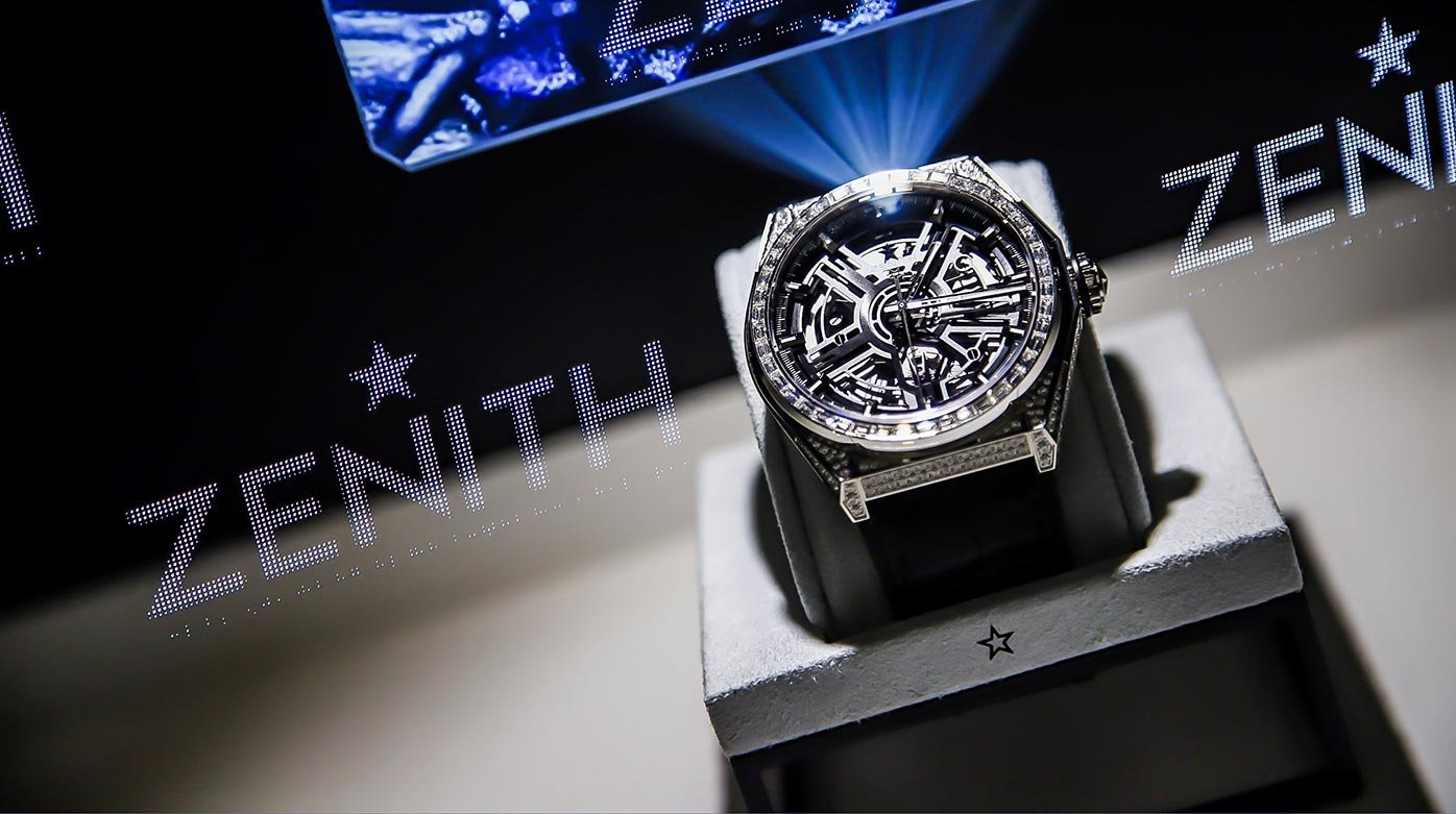 Zenith - DEFY Inventor in Greater China