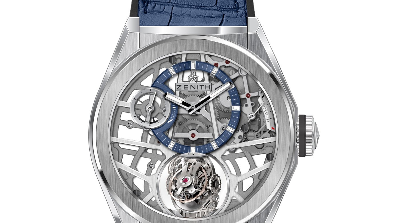Zenith - Zenith beefs up the Defy collection