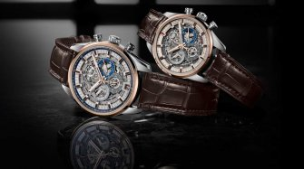 Chronomaster El Primero Full Open  Trends and style