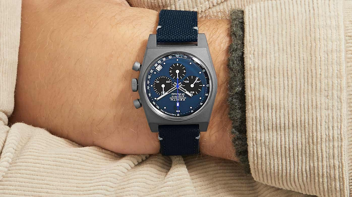 Zenith - El Primero Revival A384 Edge of Space Limited Edition