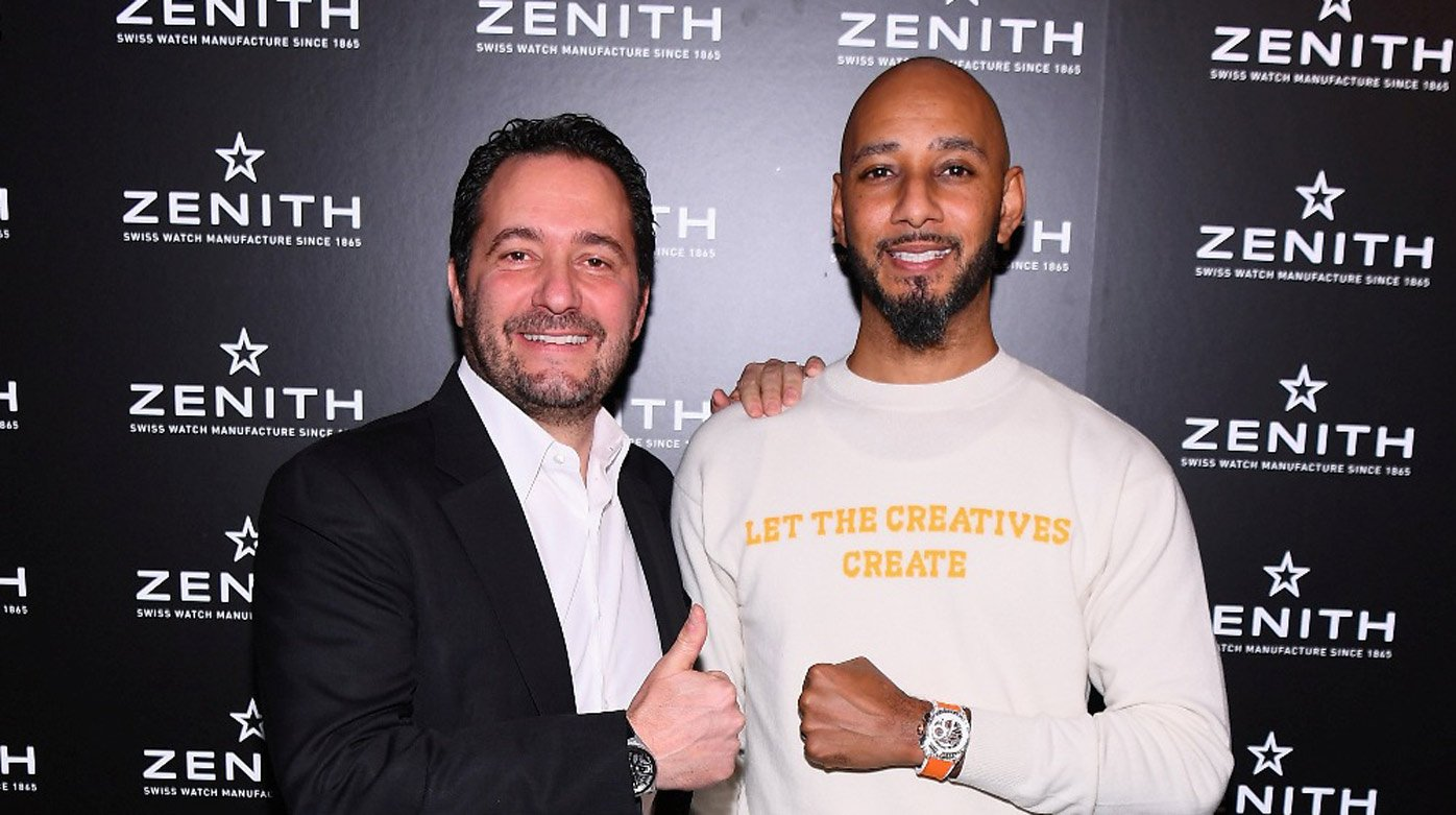 Zenith - Lancement de la nouvelle collection Defy à New York