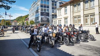 The Distinguished Gentleman's ride Arts and culture