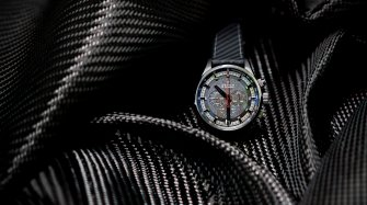 Chronomaster El Primero Sport Land Rover BAR Team Edition Trends and style