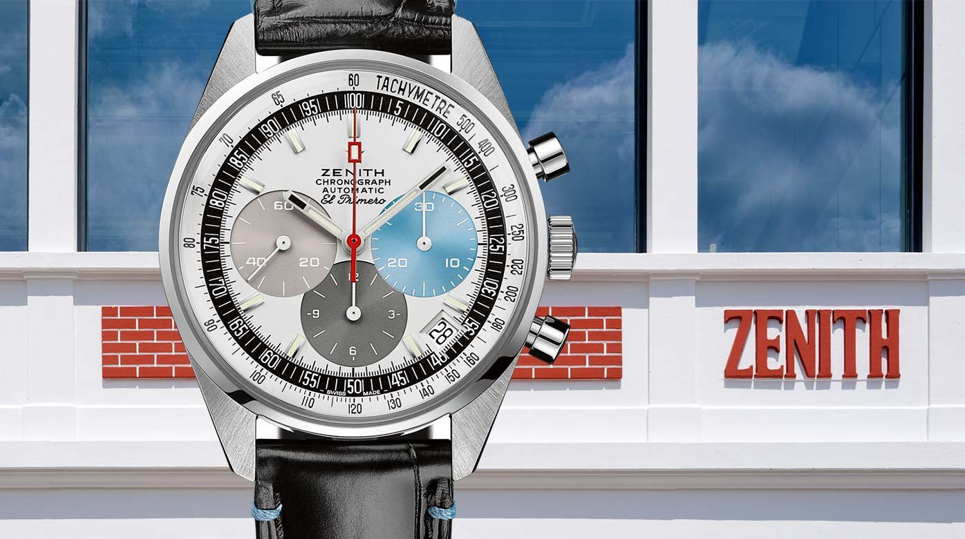 Zenith - El Primero A386 Revival for Only Watch