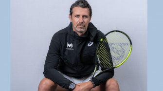 Patrick Mouratoglou joins Zenith People and interviews