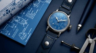Pilot Type 20 Blueprint Trends and style