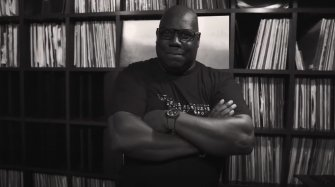 Carl Cox, friend of the brand