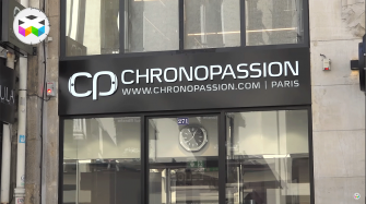 Chronopassion: not your average watch shop