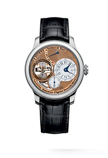 TOURBILLON SOUVERAIN VERTICAL