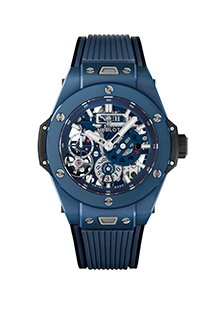 BIG BANG MECA-10 CERAMIC BLUE
