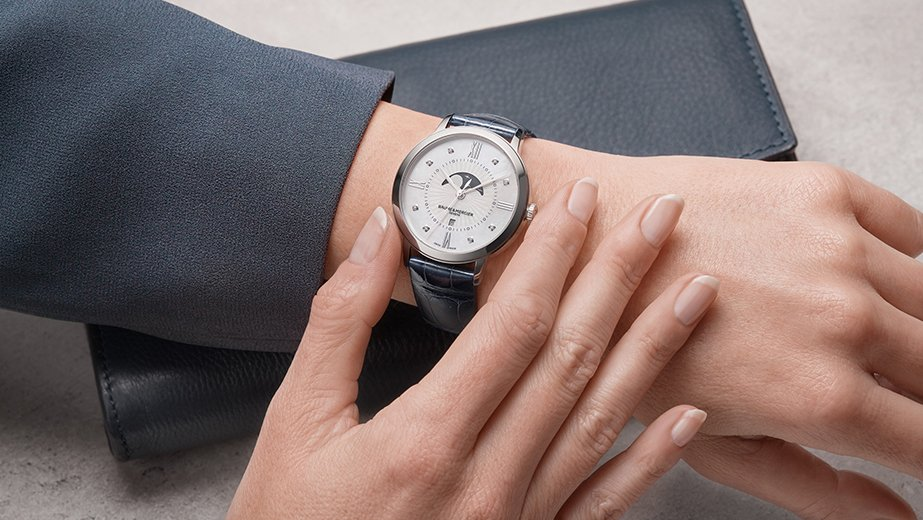 Baume & Mercier WorldTempus