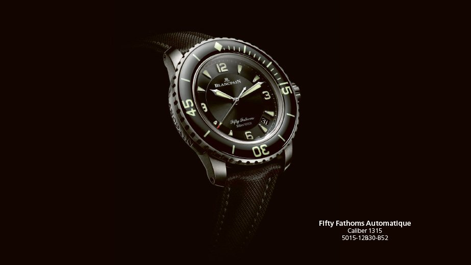 Blancpain WorldTempus